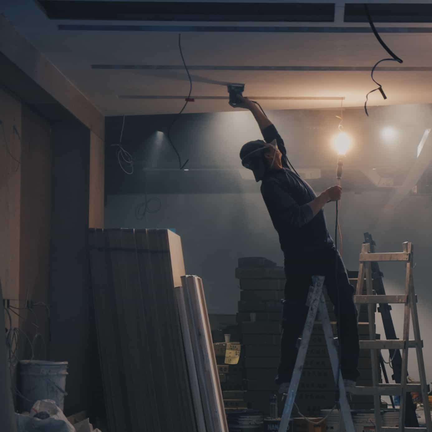 Commercial Painter York